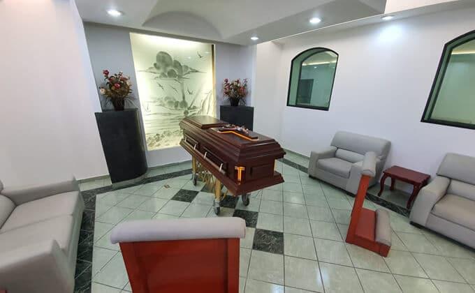 Sucursal Aguascalientes Funeraria Carrillo