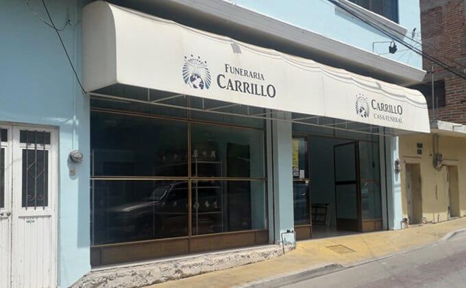 Sucursal Tabasco Funeraria Carrillo